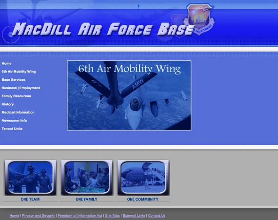 MacDill AFB